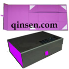 Printing Foldable Cardboard Boxes for Clothing,Girl's Dress