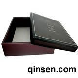 High-grade Hat Box with Customised Logo for clothing pakaging
