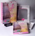 Lingerie Packaging PX000090<br>lingerie packaging in custom design.<br>