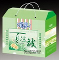 Bed Cover Packaging Box -- Style ID:PX000119