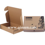 Carrying Box PX000252<br>Item:<strong>Brown Carrying Box with one color printing for padded/jacket</strong><br>