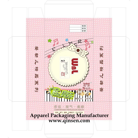 Style ID:PX000355 : Baby Clothing Box Design