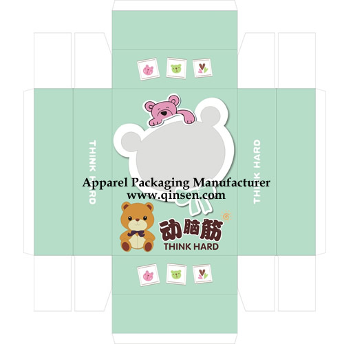 Style ID:PX000360 : Baby Clothing Box Design
